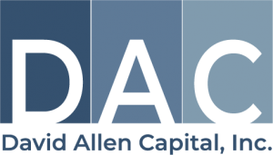 David Allen Capital logo and link to homepage